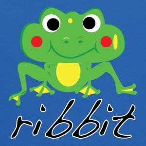 Funny ribbit frog product. - Kids' Hoodie