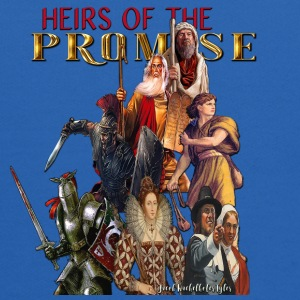 Heirs of the Promise - Kids' Hoodie