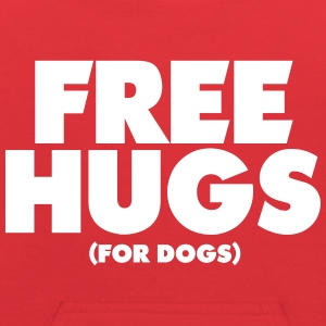 Free Hugs For Dogs - Kids' Hoodie