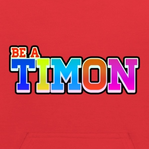 TimonKidsEdition | Colorful Desing - Kids' Hoodie