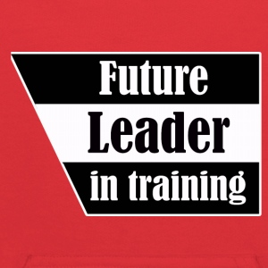 Future Leader in training - Kids' Hoodie