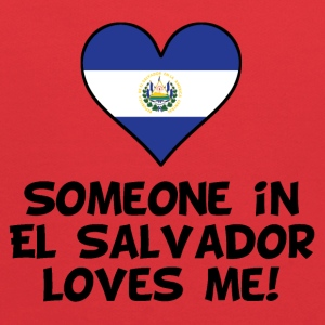 Someone In El Salvador Loves Me - Kids' Hoodie