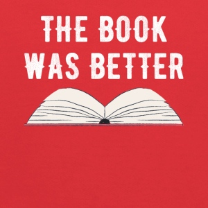 The book was better - Kids' Hoodie