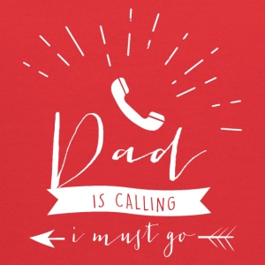 Dad is calling - Kids' Hoodie
