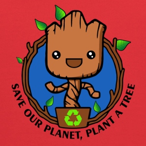 Save the planet - Kids' Hoodie