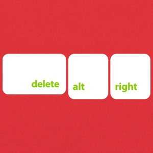 delete alt right (mac) - Kids' Hoodie