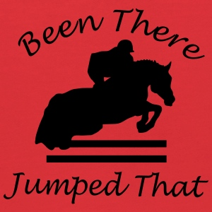 Been There, Jumped That - Kids' Hoodie