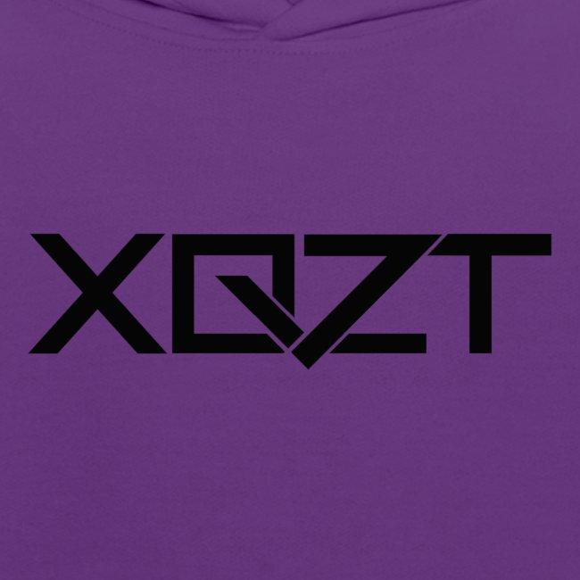 """#XQZT Logo """"Ultra Noir"""""""