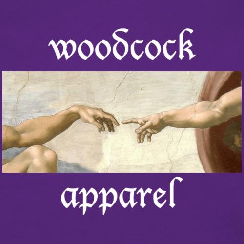 The Creation of Adam by Michelangelo - Crewneck Sweatshirt
