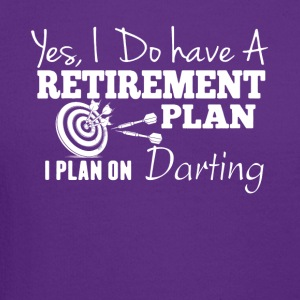 Plan On Darting Shirt - Crewneck Sweatshirt