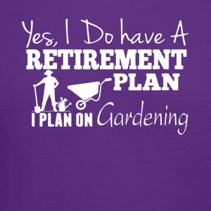 Plan On Gardening Shirt - Crewneck Sweatshirt