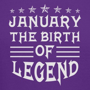 January The Birth of Legend - Crewneck Sweatshirt
