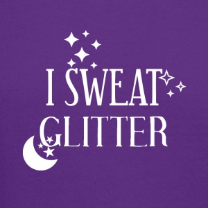 I sweat glitter - Crewneck Sweatshirt