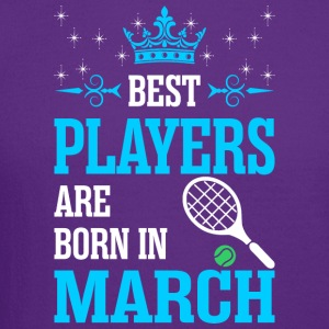Best Players Are Born In March - Crewneck Sweatshirt