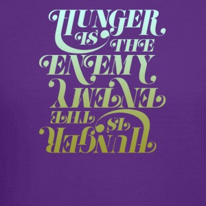 Hunger is the enemy - Crewneck Sweatshirt