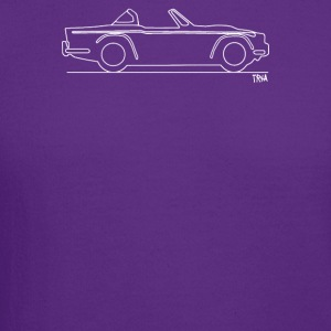 Original sketch Triumph TR4a Surrey top - Crewneck Sweatshirt