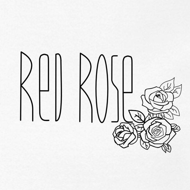 redroses simplistic logo