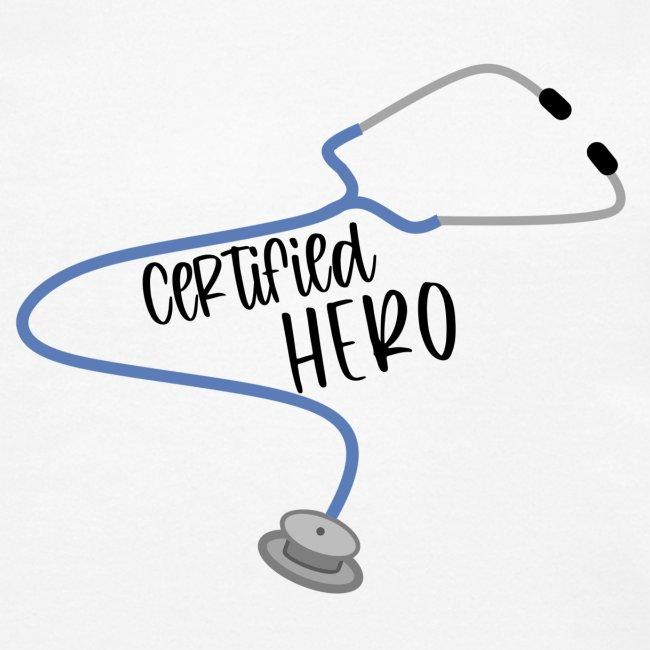 Certified Hero