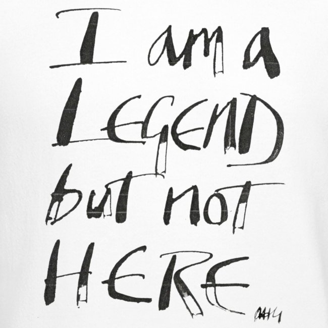 I am a Legend
