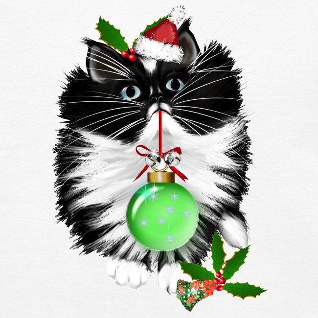 A Tuxedo Merry Christmas