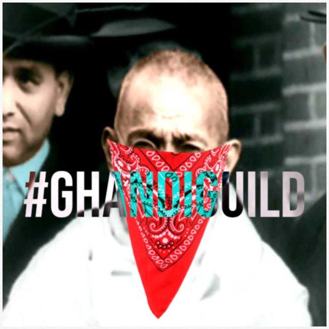 #GHANDIGUILD STANDARD BOX LOGO