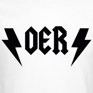 OER Rocks (Black - Crewneck Sweatshirt