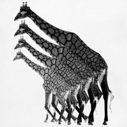 Giraffa Nero - Crewneck Sweatshirt