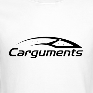 CARGUMENTS Black and White - Crewneck Sweatshirt