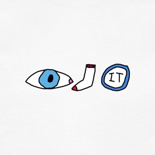 EYE SOCK INFORMATION TECHNOLOGY - Crewneck Sweatshirt