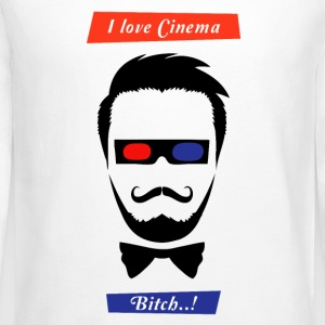 i love cinema... - Crewneck Sweatshirt