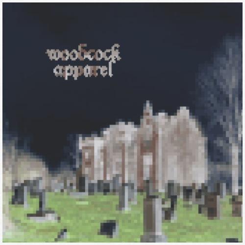 cemetery twilight - Crewneck Sweatshirt