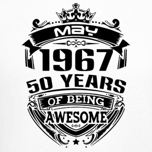may 1967 50 years - Crewneck Sweatshirt