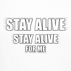 STAY ALIVE - Crewneck Sweatshirt
