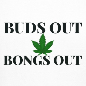 Buds out Bongs out - Crewneck Sweatshirt