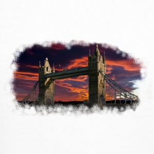 sunset in london - Crewneck Sweatshirt