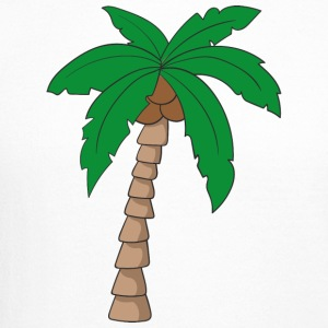 palm tree - Crewneck Sweatshirt