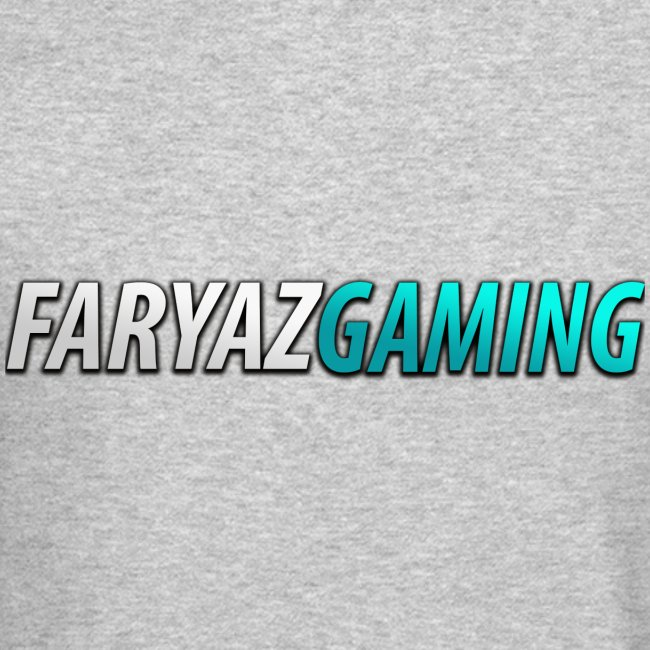 FaryazGaming Theme Text