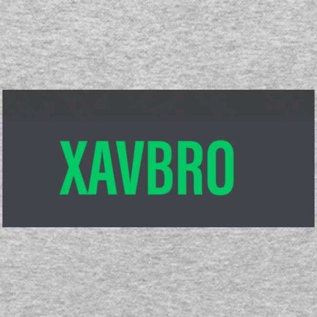 xavbro green logo