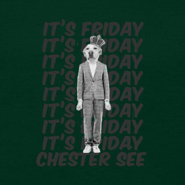 It s Friday