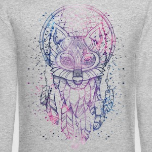 Husky Dream catcher - Crewneck Sweatshirt