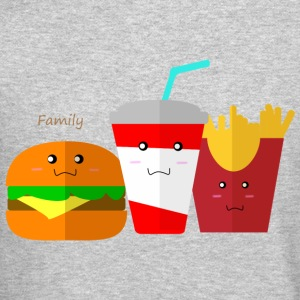 Family food - Crewneck Sweatshirt