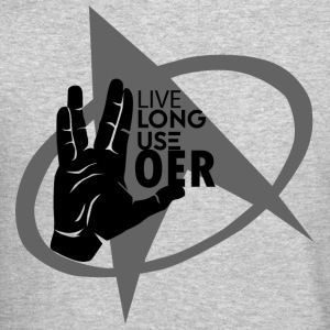 Live Long Use OER - Crewneck Sweatshirt