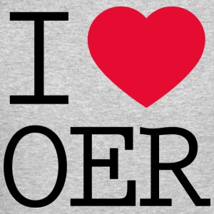 I love OER - Crewneck Sweatshirt