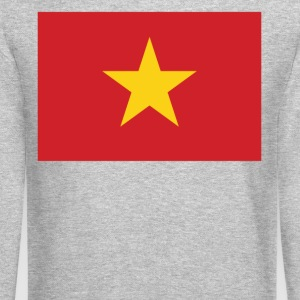 Flag of Vietnam Cool Vietnamese Flag - Crewneck Sweatshirt