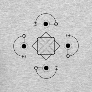 Cross Ornament - Crewneck Sweatshirt