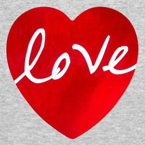 Love Heart - Crewneck Sweatshirt