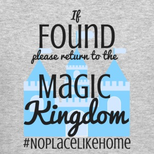 If Found Please Return to the Magic Kingdom - Crewneck Sweatshirt