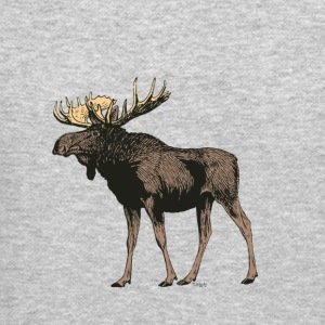 Moose - Crewneck Sweatshirt