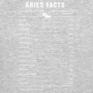 Aries Facts 1 Awesome Zodiac Sign - Crewneck Sweatshirt