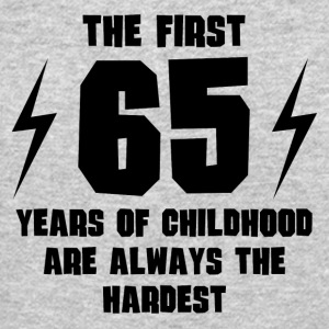The First 65 Years Of Childhood - Crewneck Sweatshirt